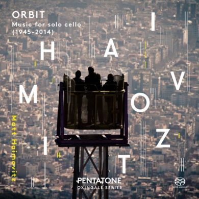 Orbit: Music for Solo Cello, Matt Haimovitz (2015)